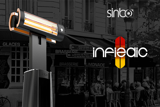 INFIZAIC INFRARED HEATER