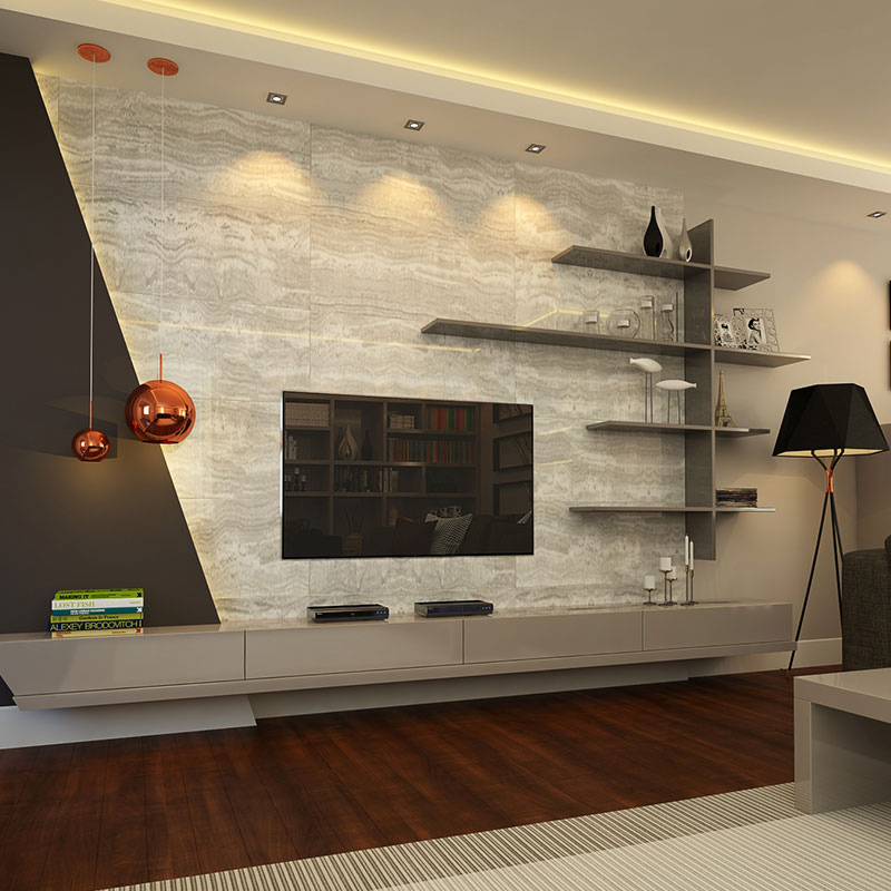 G&M.Ö. Private Apartment Design in Maltepe Istanbul