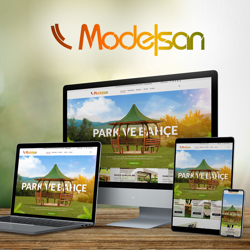 Modelsan Web Design