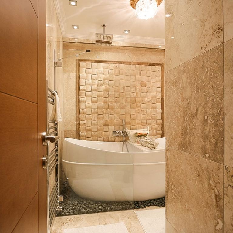 H.T. Private Apartment Design in Uskudar Istanbul