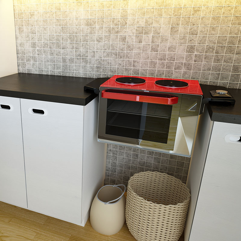 Barih Mini Portable Oven