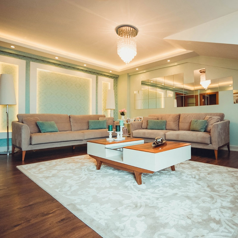 E.T. Private Apartment Design in Uskudar Istanbul