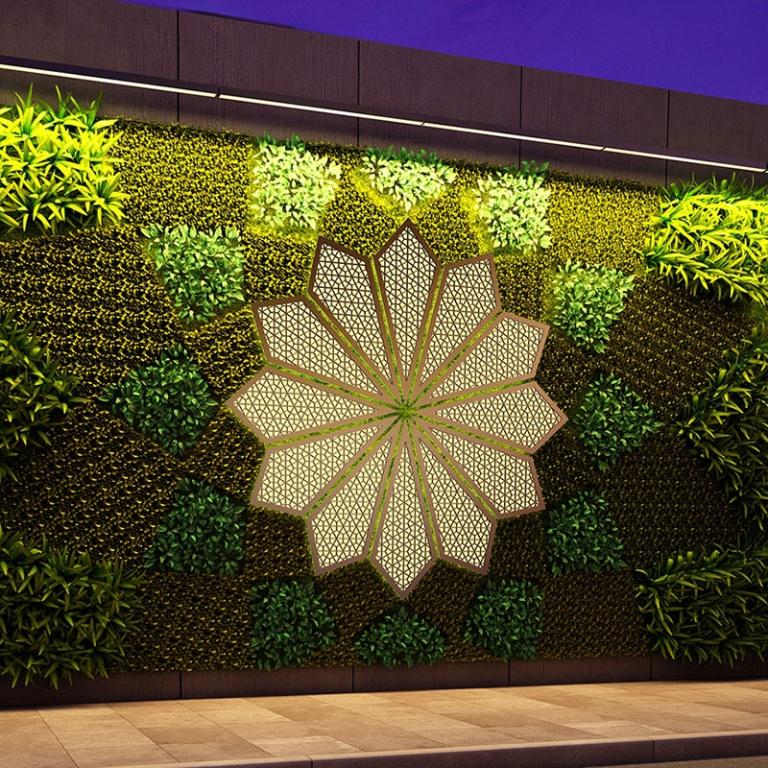 Aktasplant Vertical Garden