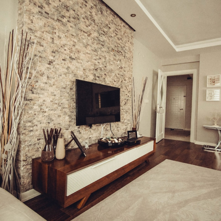 A.U. Private Apartment Design in Kadıkoy Istanbul