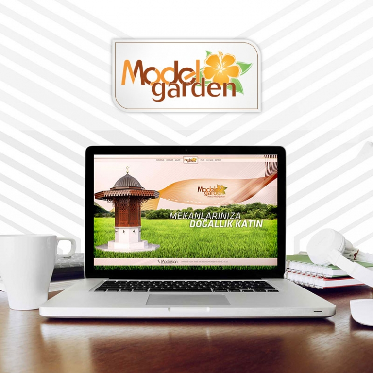 Modelgarden Web Design