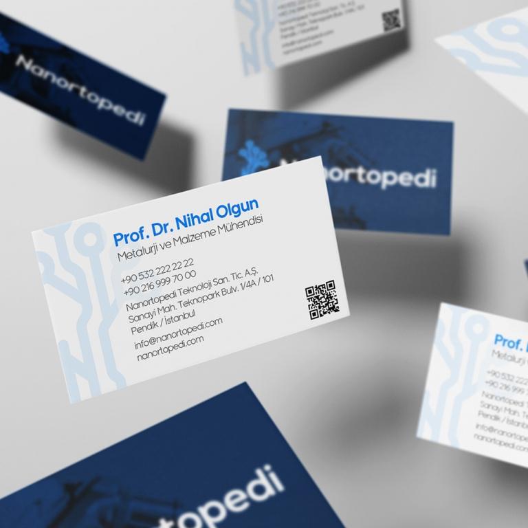 Nanortopedi Branding & Logo Design