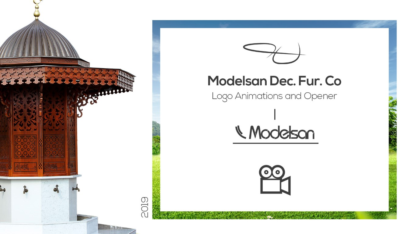 Modelsan Dec. Fur. Co. - Logo Intro Project